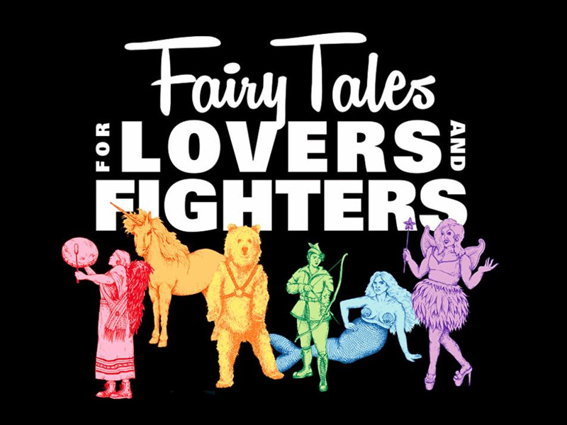 Fairy Tales Queer Film Festival Poster