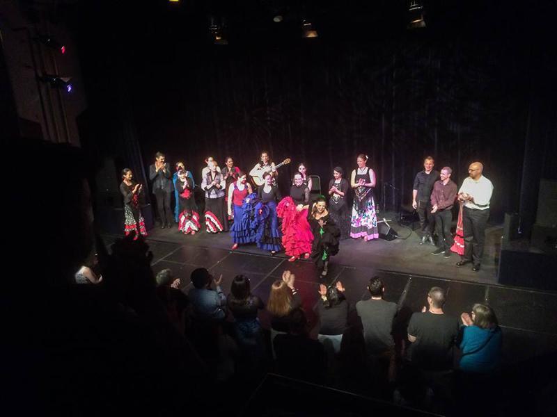 Photo from 2016's Fiesta Flamenca Community Concert