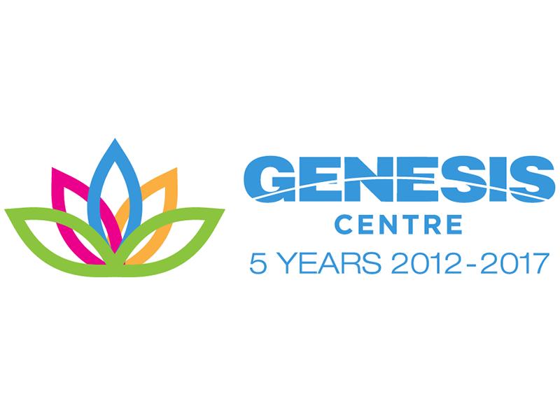 Logo image - Genesis Centre