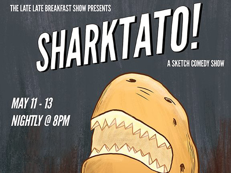 Poster for Sharktato - A Sketch Comedy Show