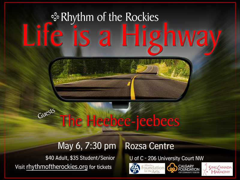Poster for Life is a Highway