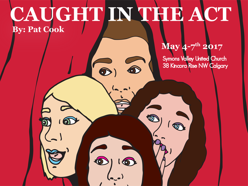 Poster for Caught In The Act