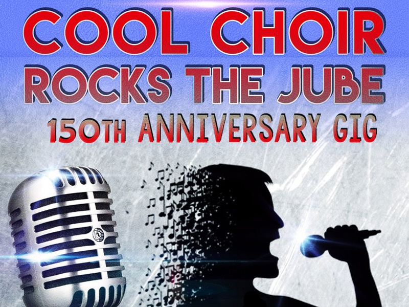 Poster for Cool Choir Rocks the Jube