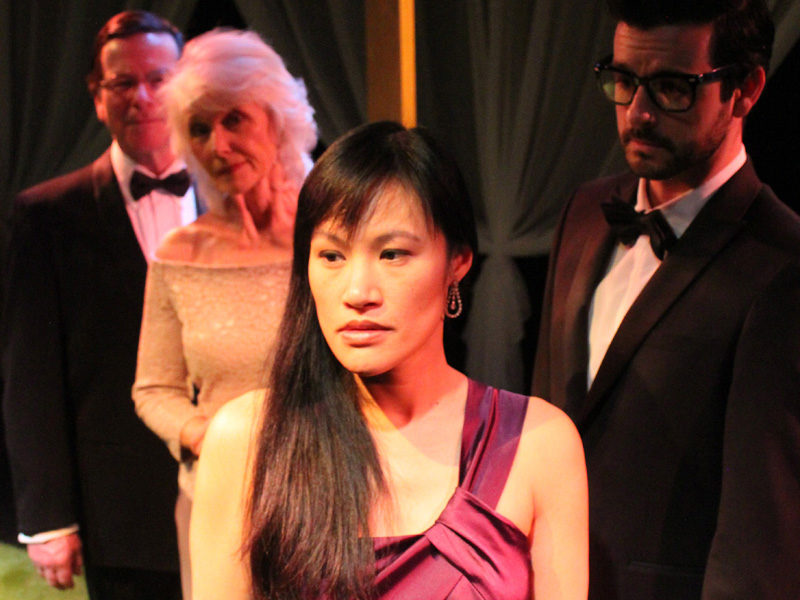 Downstage's production of Benefit