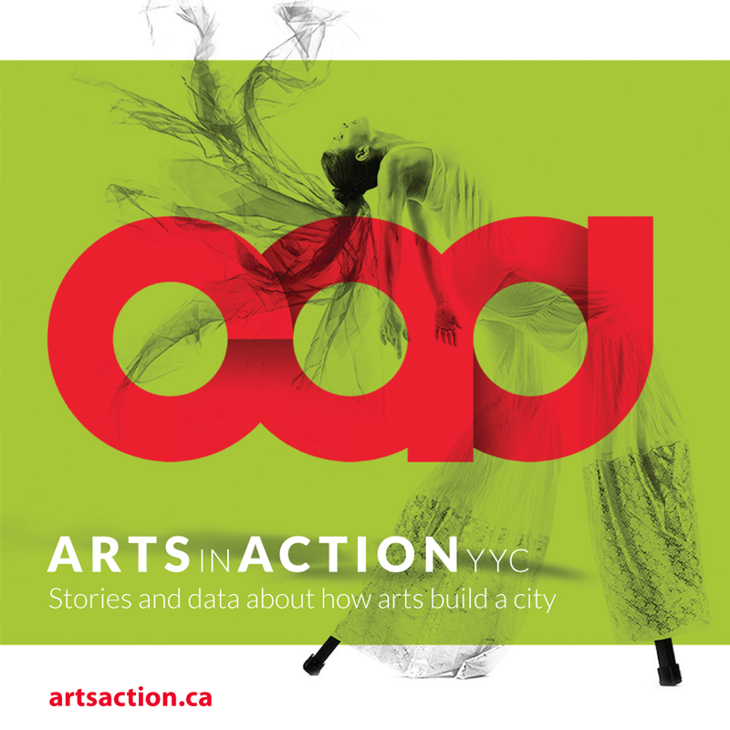 Arts in Action 2014 Cover