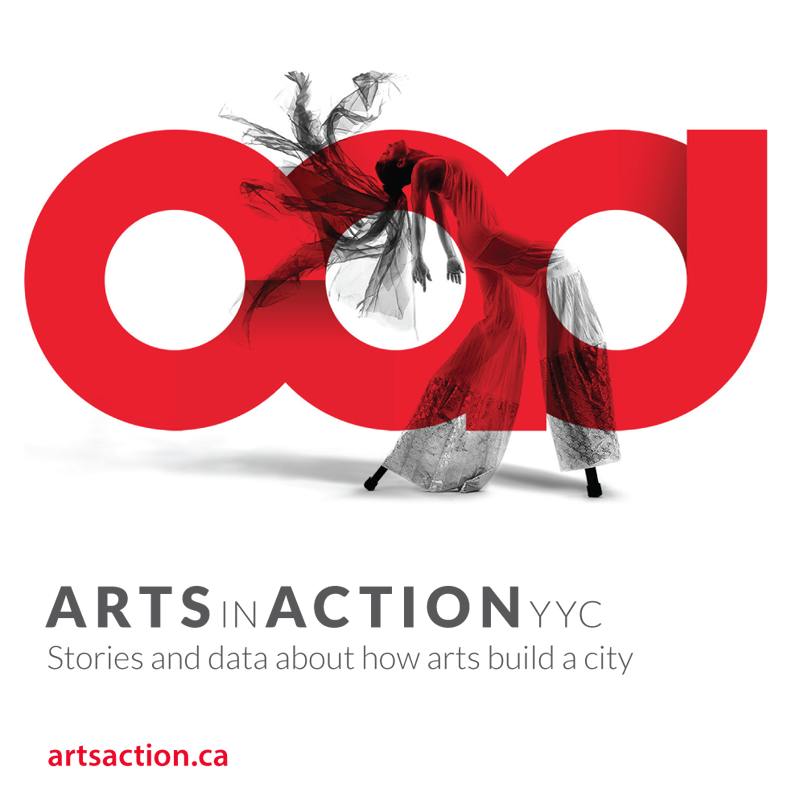 Arts in Action 2015 Cover