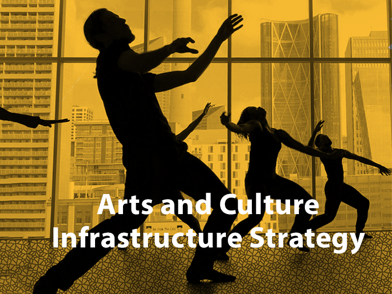 Arts and Culture Infrastructure Strategy