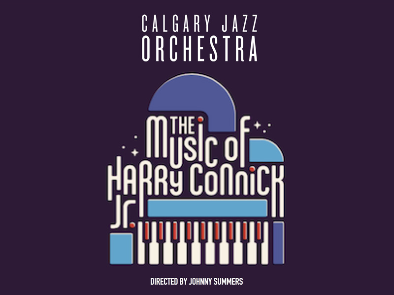 Poster for The Music of Harry Connick Junior