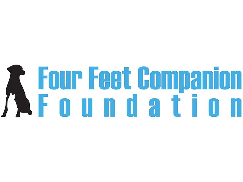 image logo - Four Feet Companion Foundation