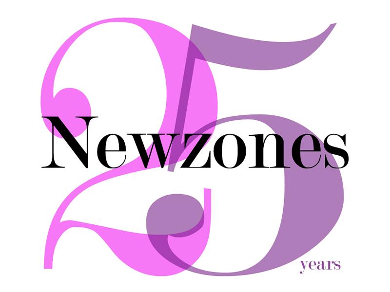 Logo image - Newzones 25