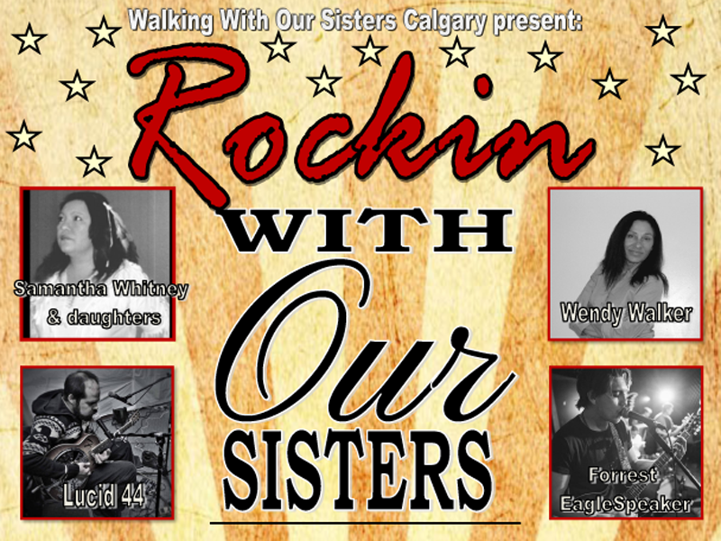 Promo image - Rockin With Our Sisters