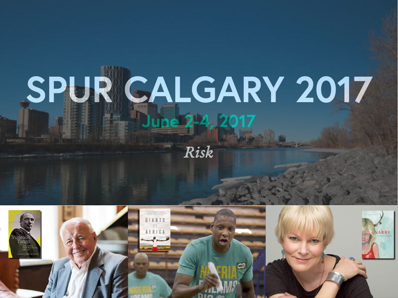 Poster for Spur Calgary 2017