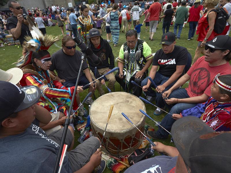 Indigenous Showcase and Powwow