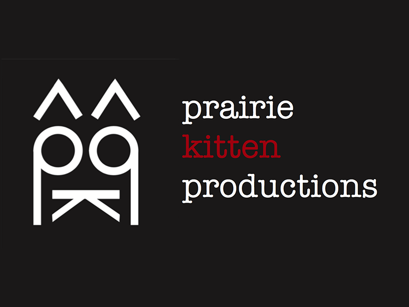 Image logo - Prairie Kitten Productions