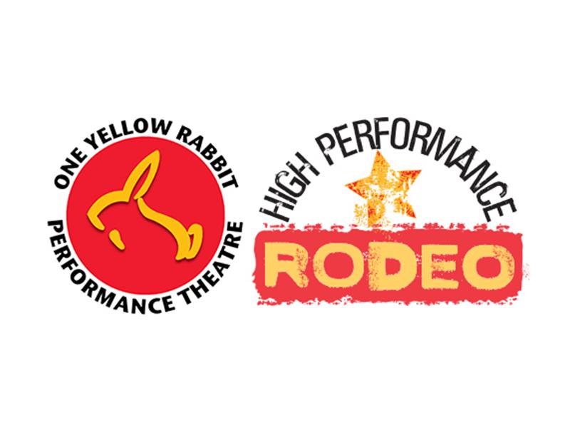 Image logos - One Yellow Rabbit - High Performance Rodeo