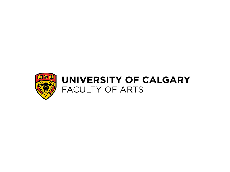 Image logo - University of Calgary Faculty of Arts