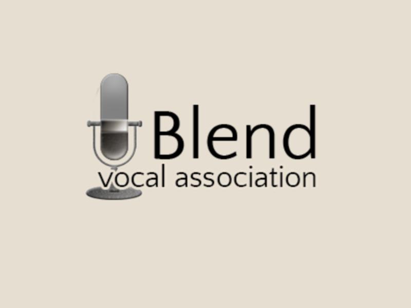 Image logo - Blend Vocal Association