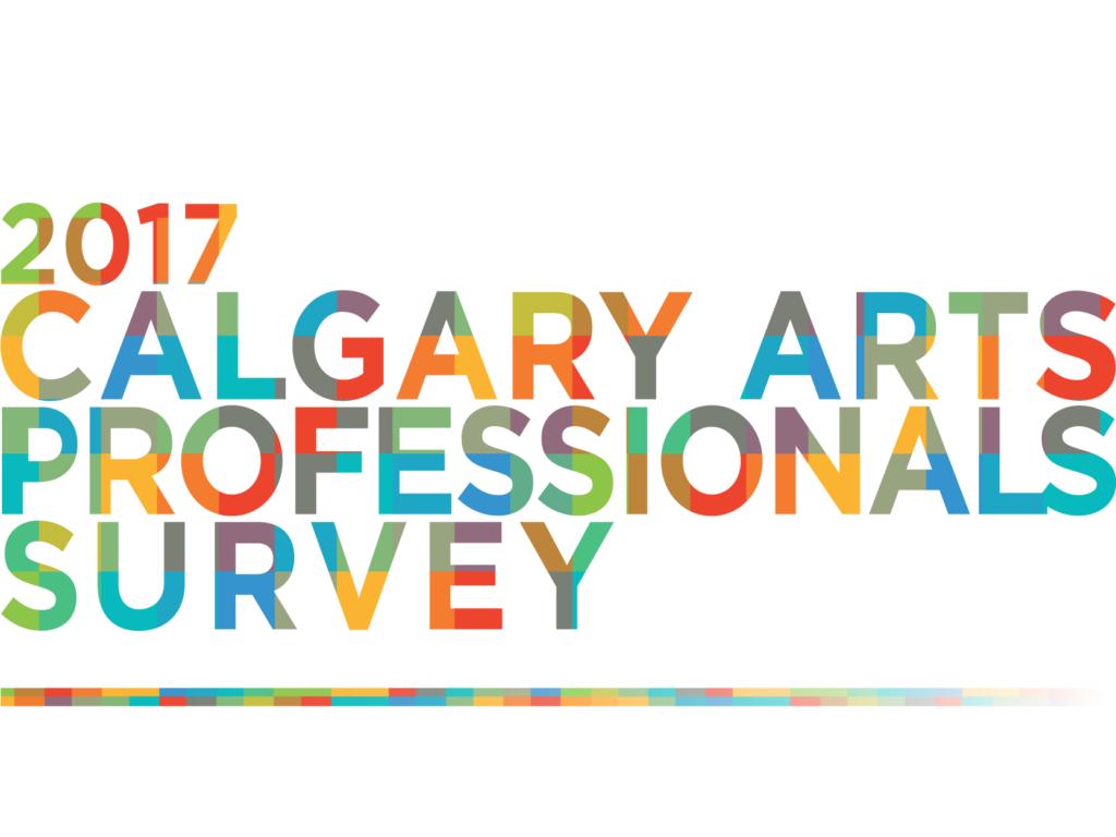 Calgary Arts Professionals Survey 2017 White
