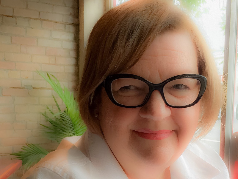 Photo of Julia Hinman