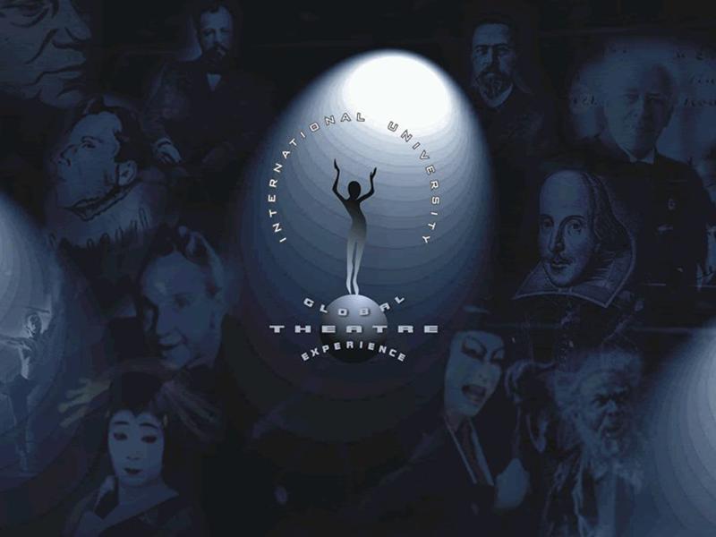 Image logo - International University Global Theatre Experience