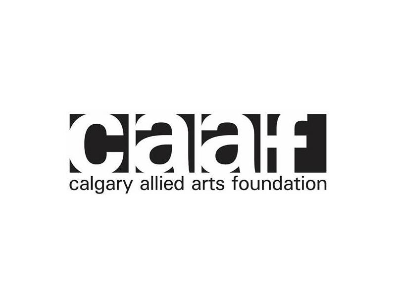 Calgary Allied Arts Foundation Logo