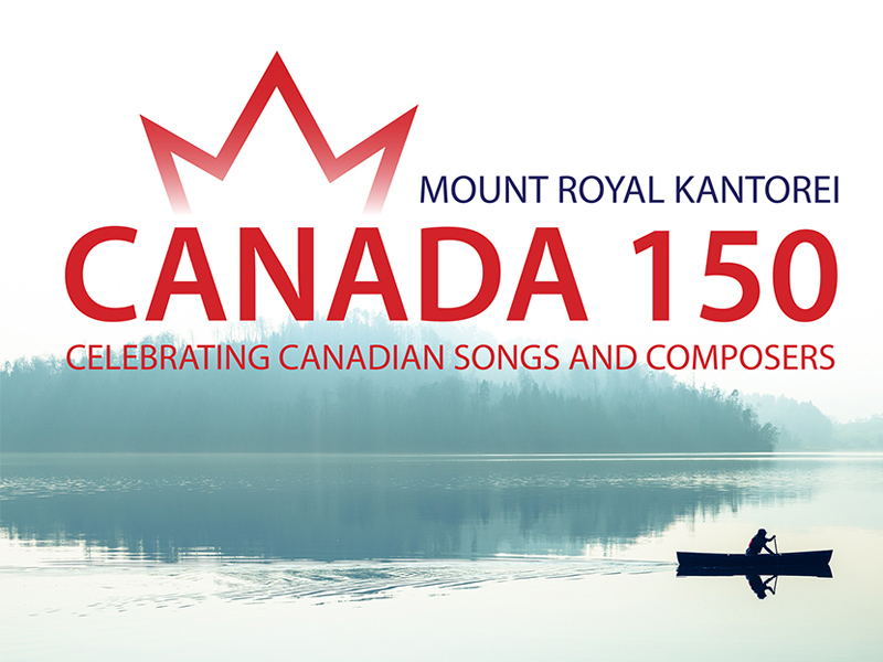 Canada 150 Calgary: Celebrating Canadian Songs and Composers Poster