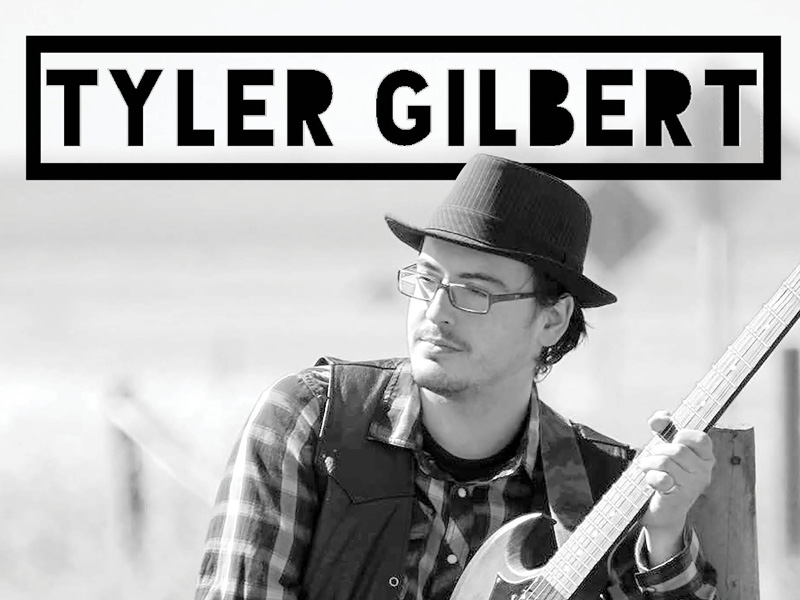 Tyler Gilbert at the Gallery