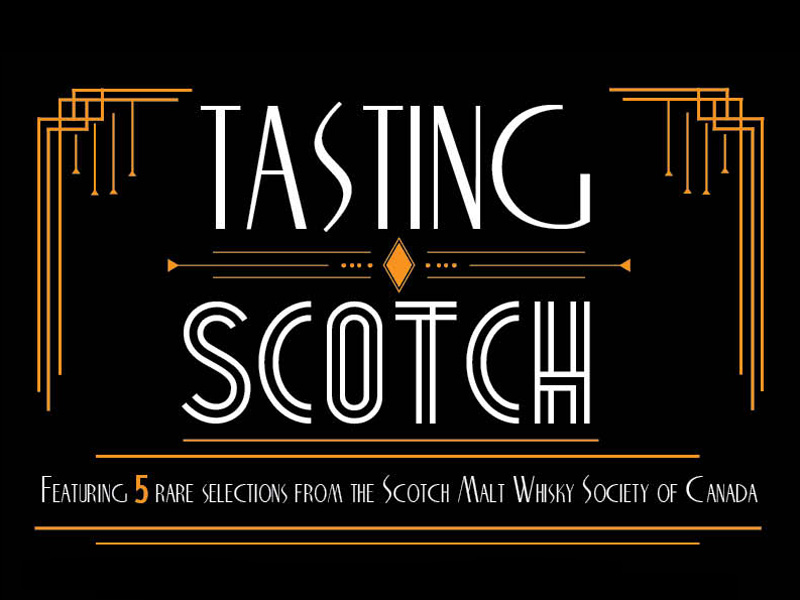 Ghost River Theatre's Tasting Scotch