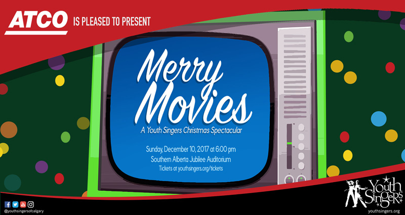Merry Movies – A Youth Singers Christmas Spectacular