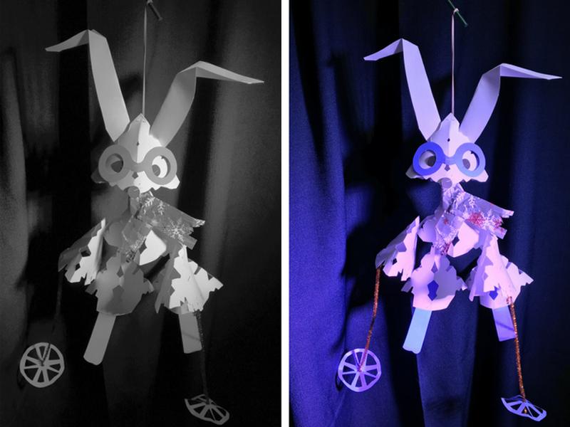 Puppet Pop-Up Studio: Rudolph Rabbit