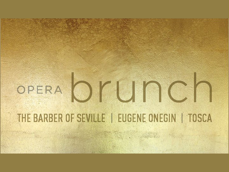 Calgary Opera's Sunday Opera Brunch
