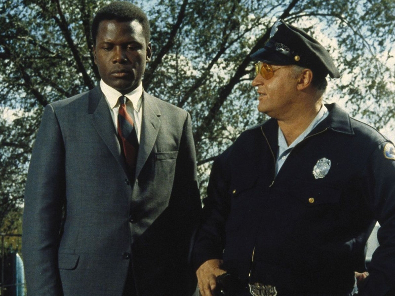 Still from In the Heat of the Night