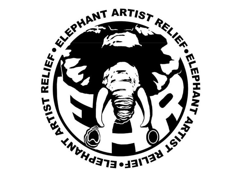 Elephant Artist Relief logo
