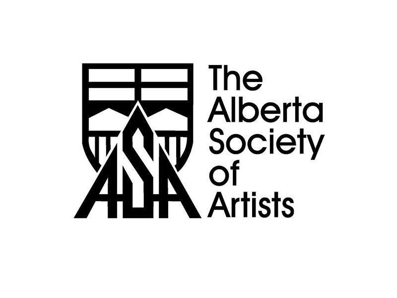 The Alberta Society of Artists logo