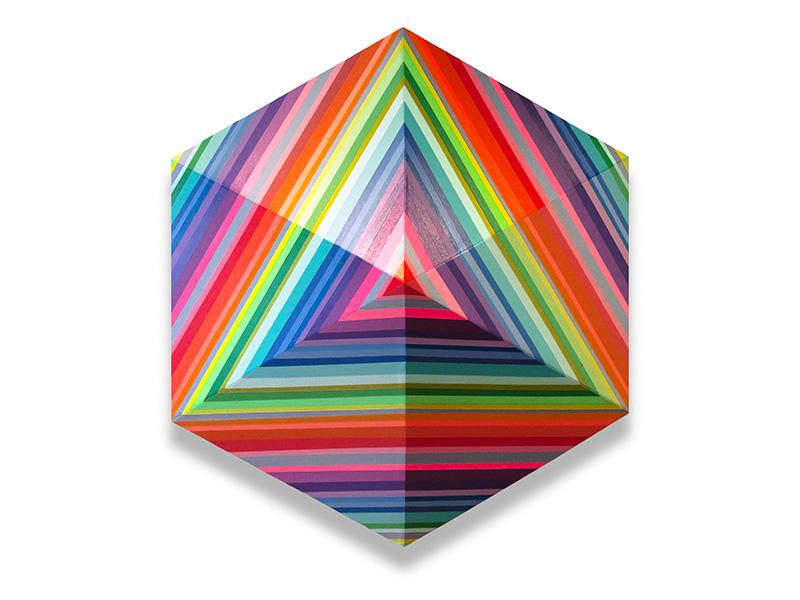 Kristofir Dean's Radiating Rainbow