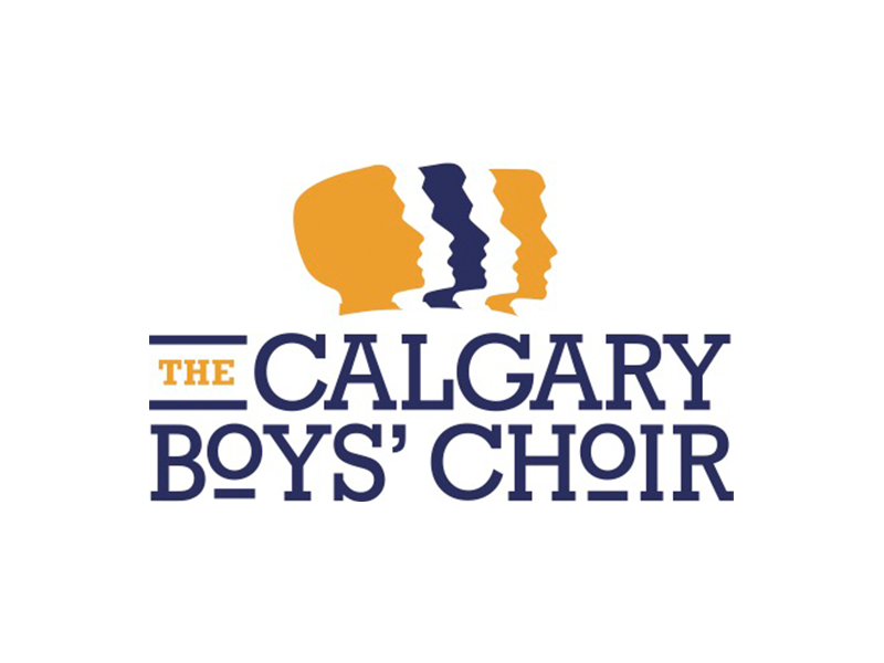 Calgary Boys' Choir logo