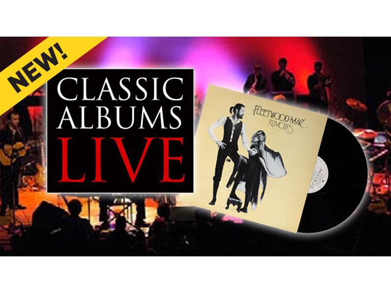 Arts Commons Presents Classic Albums Live Rumours