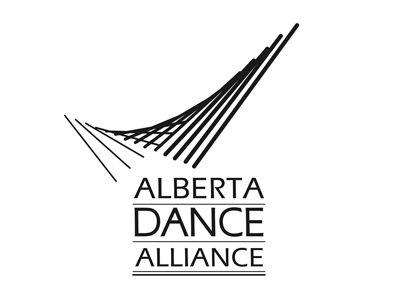 Image logo - Alberta Dance Alliance