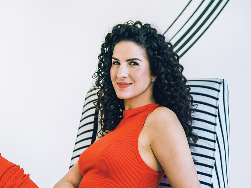 Photo of Laila Biali