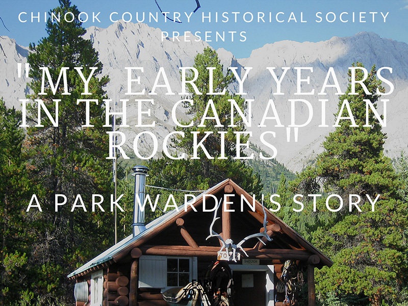 Poster for My Early Years in the Canadian Rockies