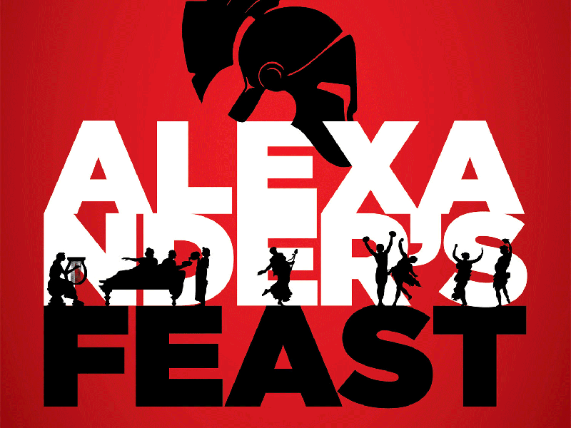 Win Tickets to Alexander's Feast