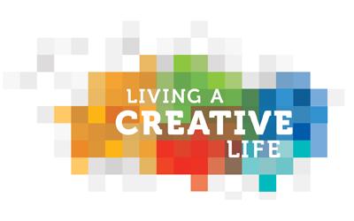 Living a Creative Life Logo