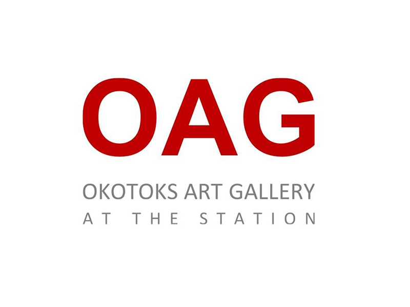 Image logo - Okotoks Art Gallery