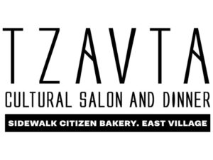 Tzavta Cultural Salon & Dinner Logo