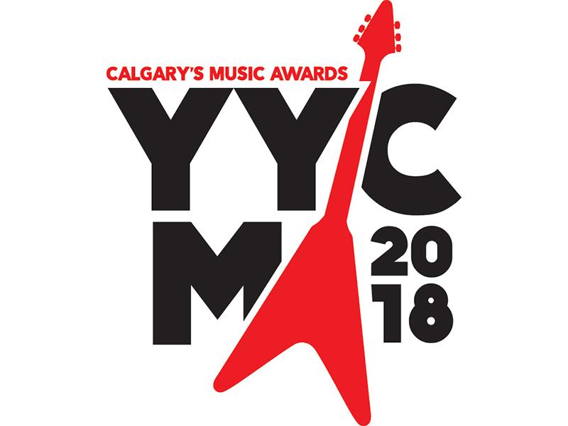 Image promo - YYC Music Awards 2018