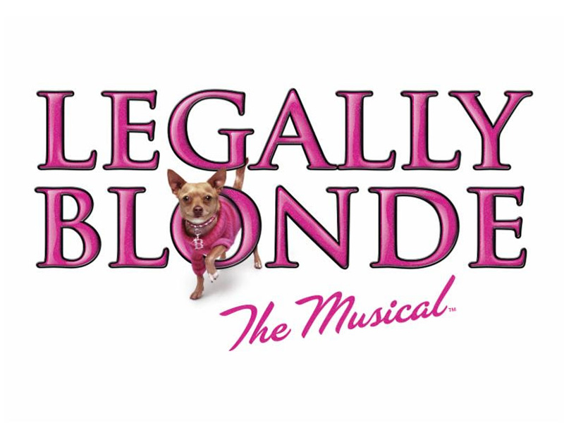 Poster for Legally Blonde: The Musical