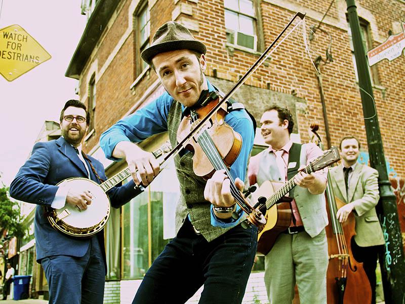 Photo of Gordie MacKeeman & His Rhythm Boys
