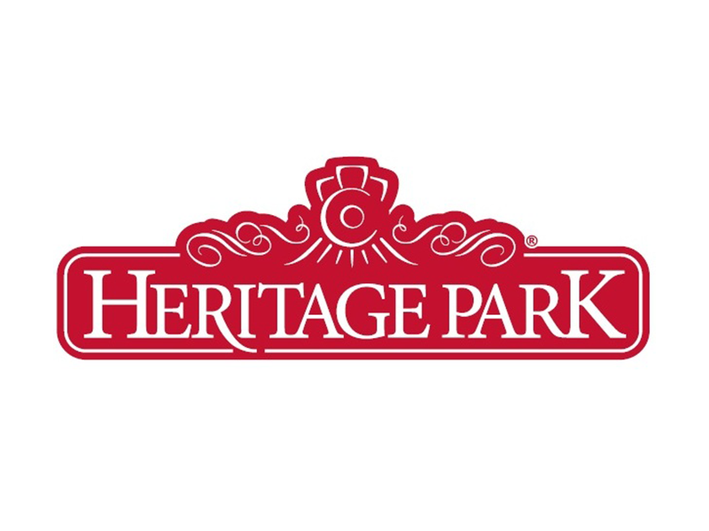 Heritage Park Historical Village logo
