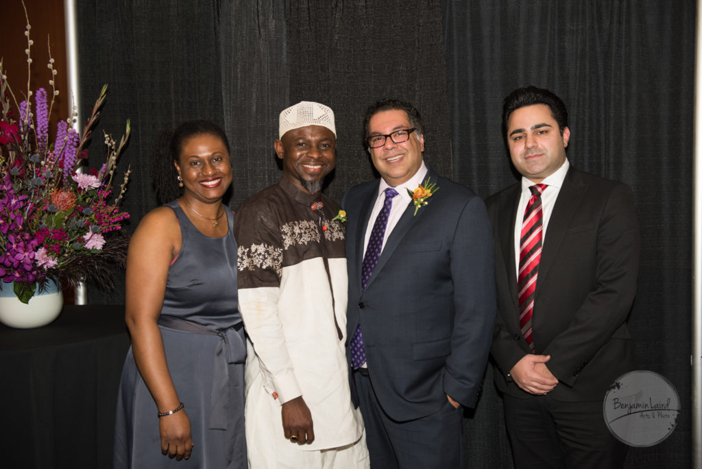 Calgary Catholic Immigration Society New Canadian Artist Award 2018