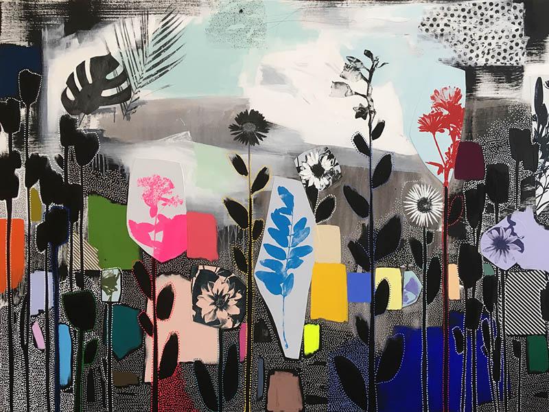 Emily Filler's Dreamscape into the wild I
